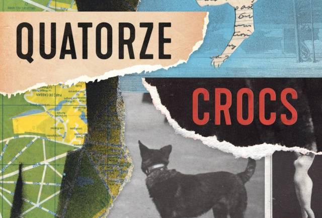 Aujourd'hui en librairie : Quatorze crocs, de Martin Solares
