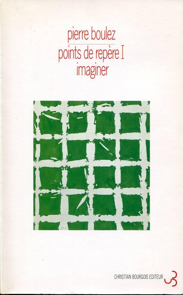 Boulez - Imagier