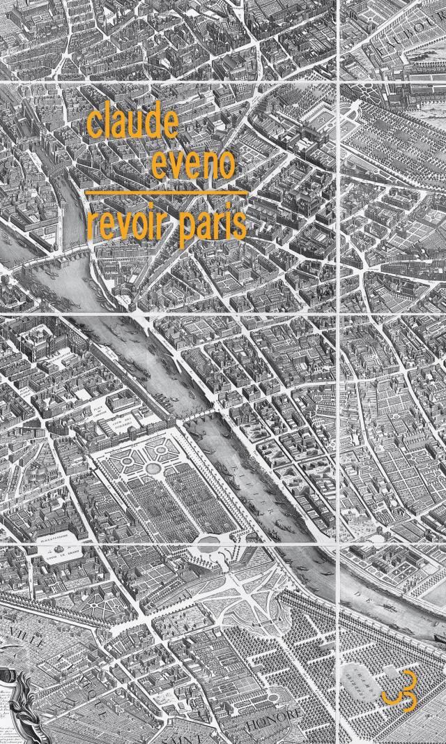 Claude Eveno - Revoir Paris