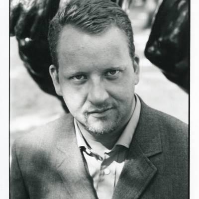 Philip Hensher (c) Mathieu Bourgois