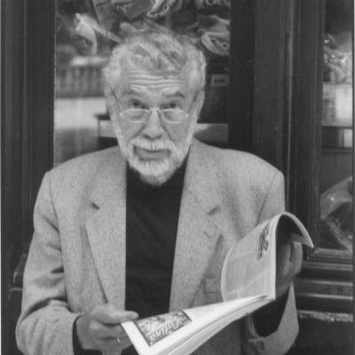 Robbe-Grillet (c) M. Bourgois