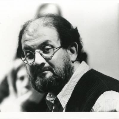 Rushdie (c) Anabell Guerrero-Mendez