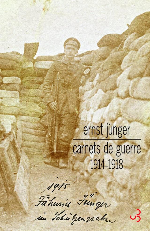 Jünger - Carnets de guerre