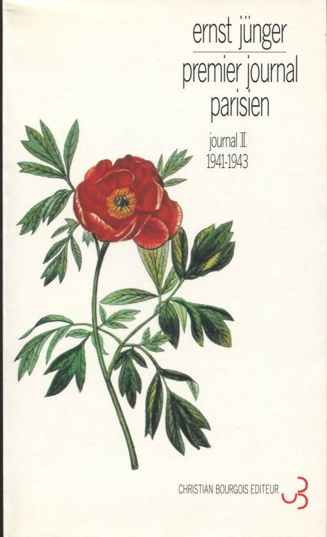 Ernst Jünger - Premier journal parisien