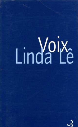 Linda Lê - Voix