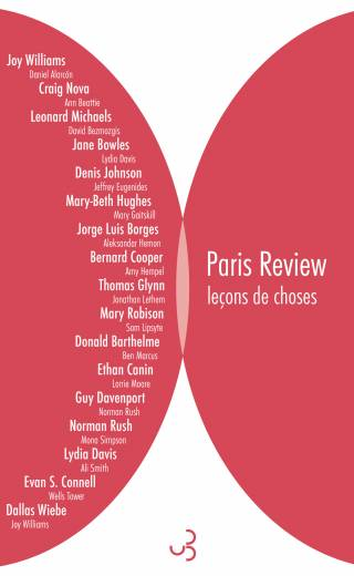 Paris Review - Leçons de choses