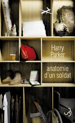 Harry Parker - Anatomie d'un soldat
