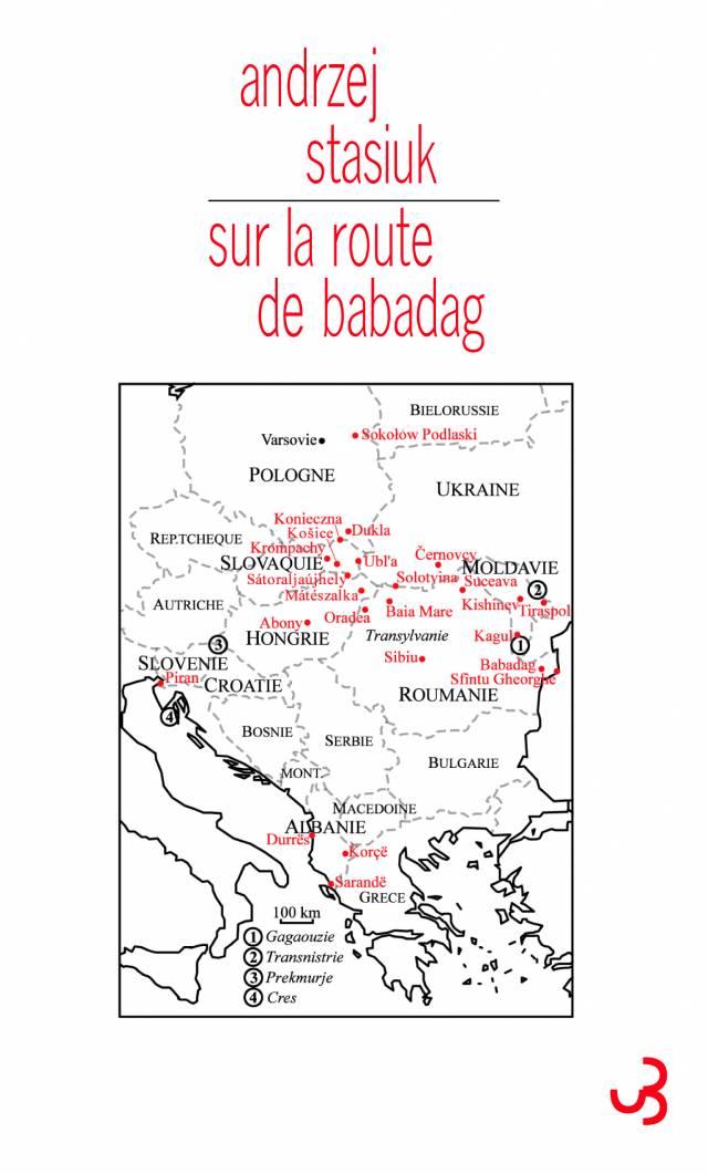 Andrzej Stasiuk - Sur la route de Babadag