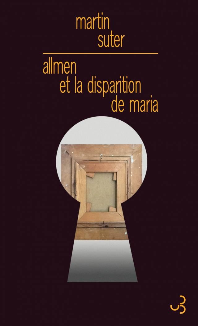 Martin Suter - Allmen et la disparition de Maria
