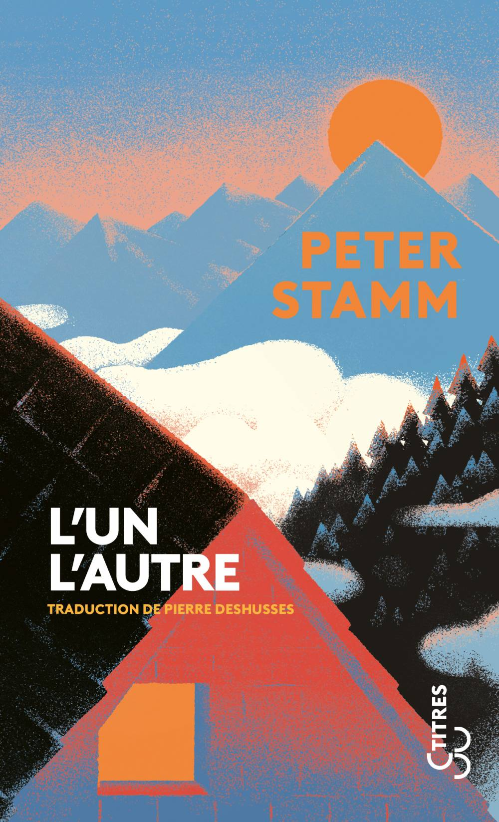 L'Un l'autre, Peter Stamm