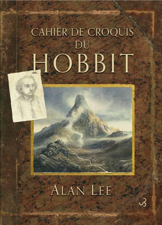 Alan Lee - Cahier de croquis du Hobbit