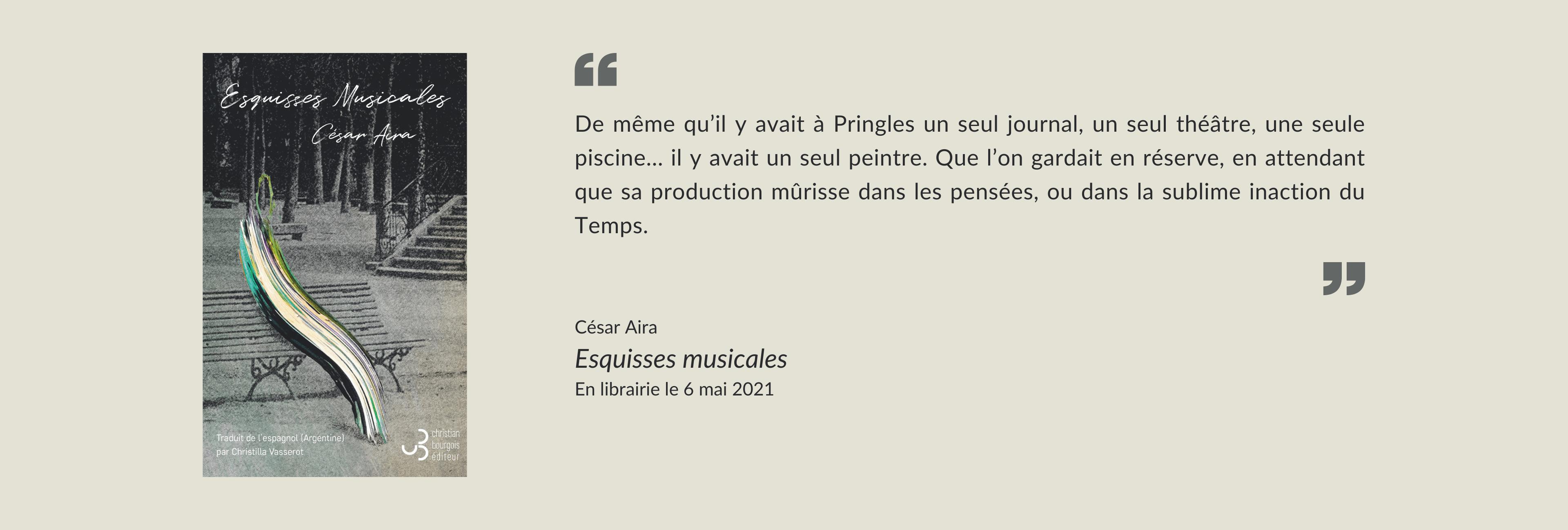 Aira - Esquisses musicales