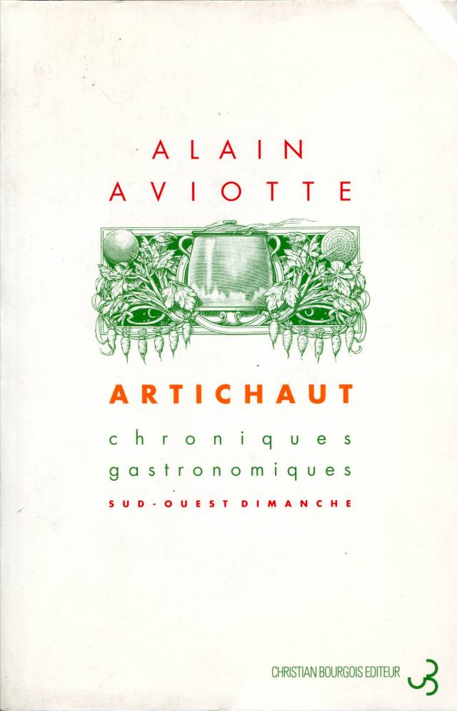 Alain Aviotte - Artichaut