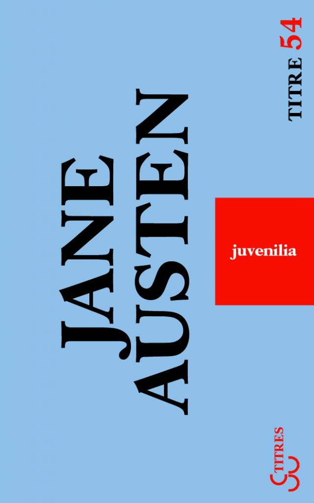 Jane Austen - Juvenilia (titres)